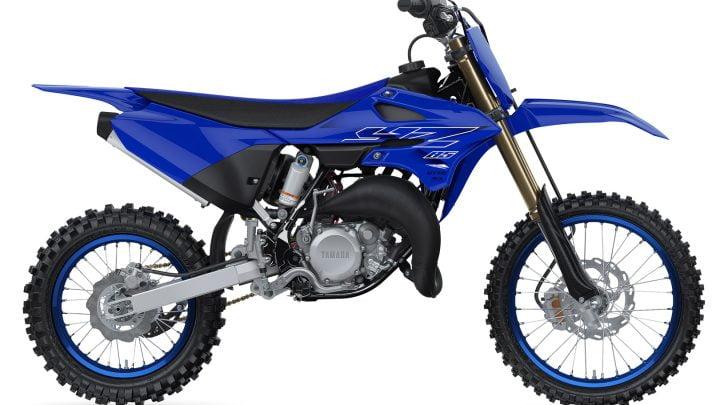 Ficha Técnica Yamaha YZ85 2022