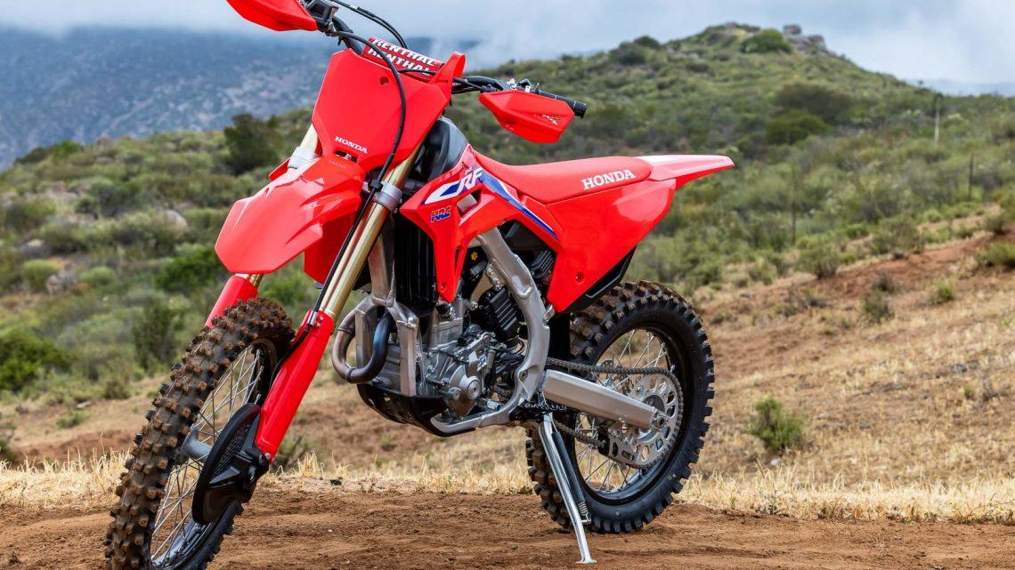 Honda CRF250RX 2022