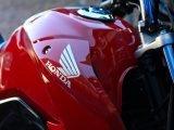 Honda patenta motocicleta autodirigida