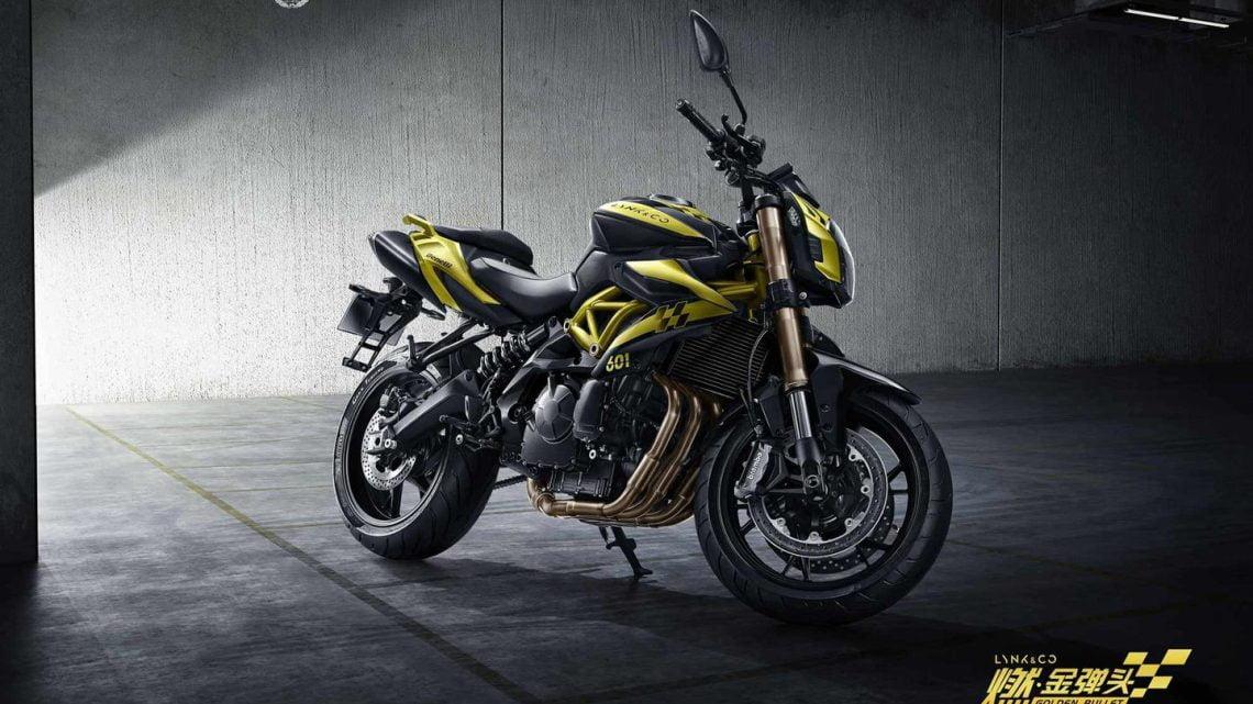 Lynk & Co ingresa al mercado de la motocicleta