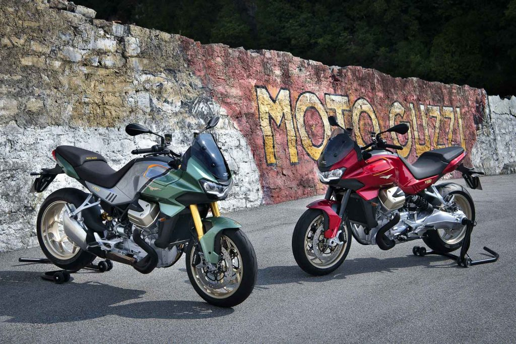 Moto Guzzi V100