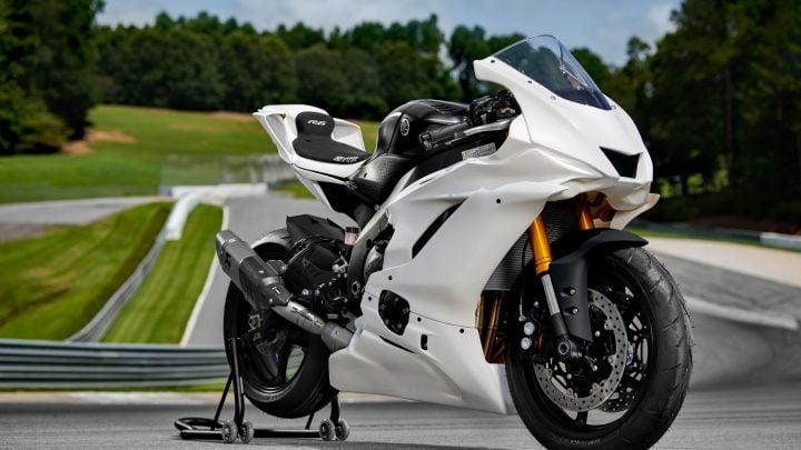 Yamaha YZF-R6 GYTR 2022