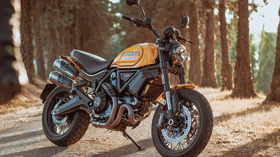 Ducati Scrambler 1100 Tribute Pro 2022