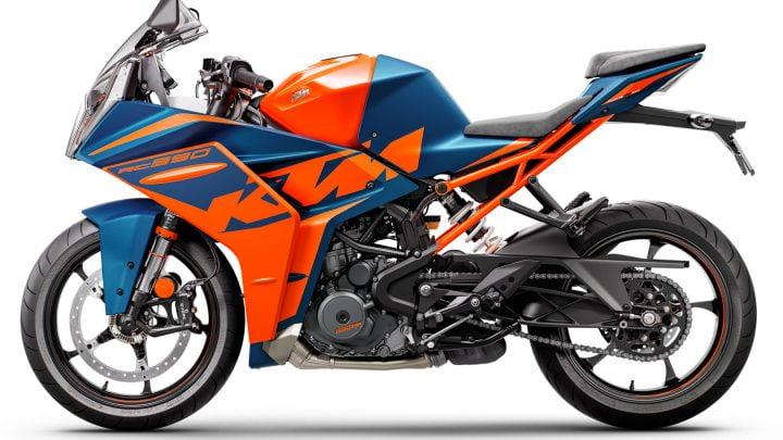 Ficha Técnica KTM RC 390 2022