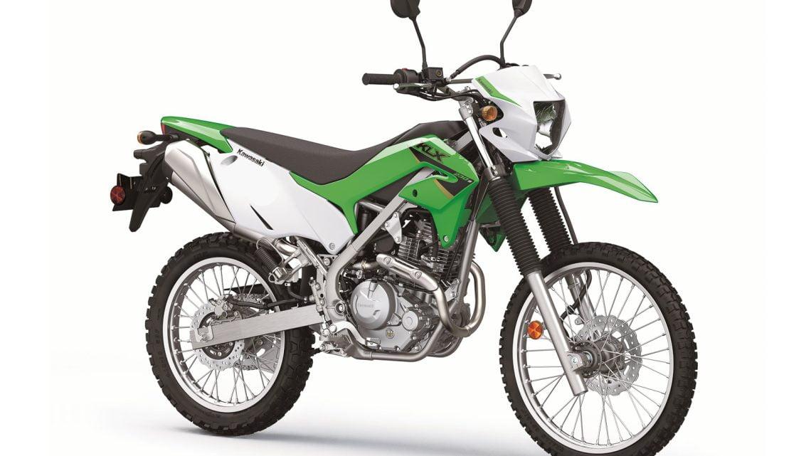 Kawasaki KLX230 S 2022