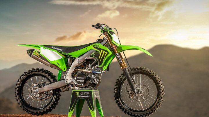 Kawasaki KX450SR 2022