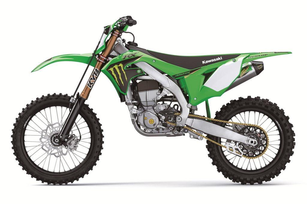 Kawasaki KX450SR