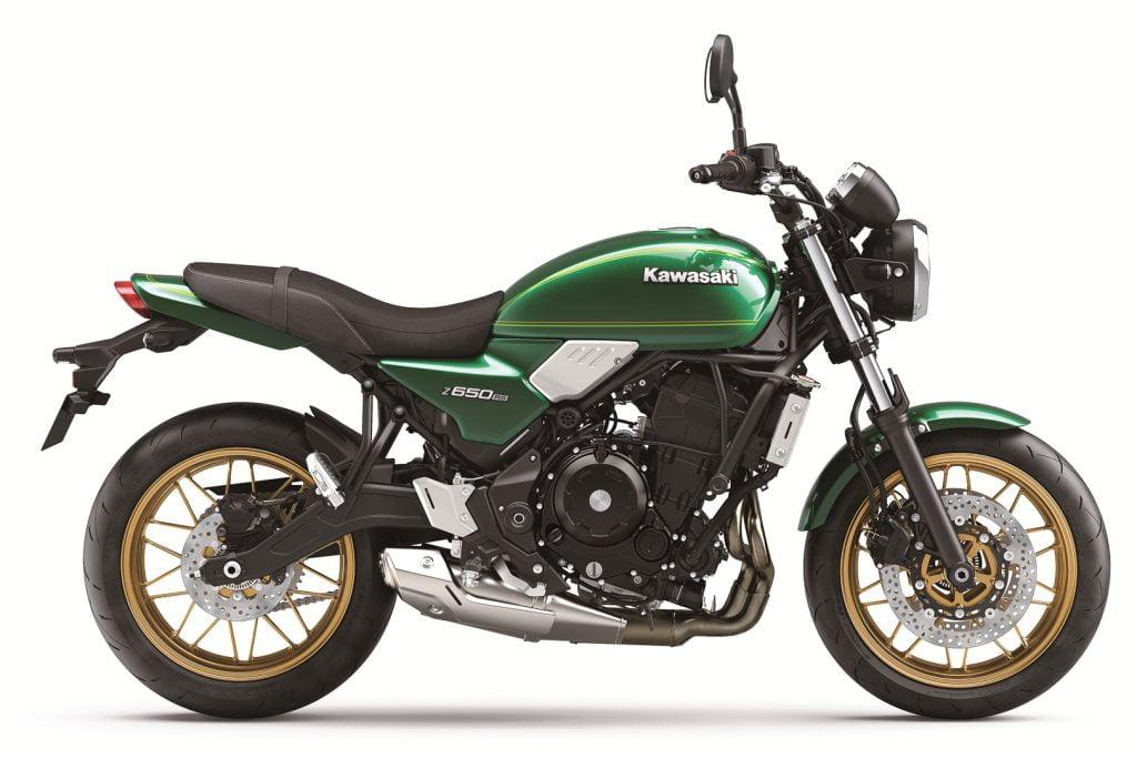 2022 Kawasaki